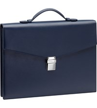 Montblanc Meisterstuck Leather Single Gusset Briefcase