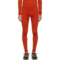 Kiko Kostadinov Red Asics Edition Seamless Tights