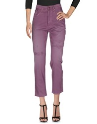 People Jeans Purple