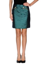 Opening Ceremony Knee Length Skirts Turquoise