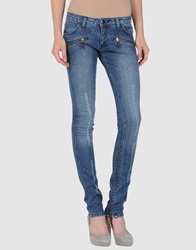 Hotel Particulier Denim Pants Blue
