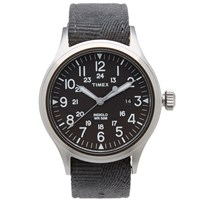 Timex Archive Scout Brook Watch Black