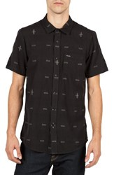 Volcom Men's Desmond Cotton Woven Shirt
