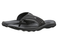 Sperry Outer Banks Thong Black Men's Sandals