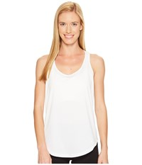 Spyder Aura Tank Top White Women's Sleeveless