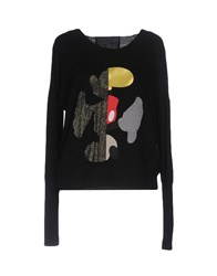 Brand Unique Sweaters Black