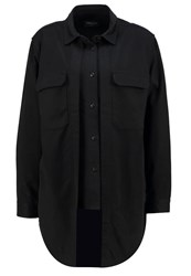 Earnest Sewn Beth Shirt Black