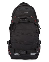 Forvert Black Louis Backpack 20 L
