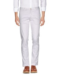 Domenico Tagliente Casual Pants White