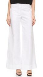 Kaufman Franco Parachute Pants White