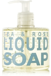 Eau D'italie Tea And Rose Liquid Soap 300Ml