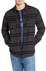 O'neill Men's Withers Faux Fur Lined Flannel Shirt
