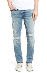 Hudson Jeans Men's Big And Tall Sartor Slouchy Skinny Fit Intent