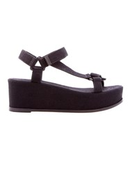 Osklen Wedge Sandals