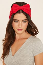 Forever 21 Bow Front Headwrap