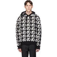 Mcq By Alexander Mcqueen Black Monsters Hoodie