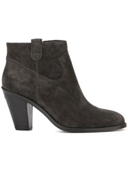 Ash 'Ivana' Ankle Boots Grey