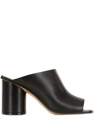 Maison Martin Margiela 80Mm Calf Leather Mules