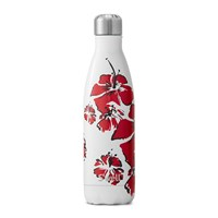 S'well Bottle The Resort Florals Big Island Black Pink White