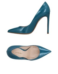 Lerre Pumps Deep Jade