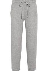 Kain Label Jess Cotton Blend Terry Sweatpants Gray