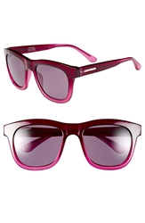 Converse 54Mm Retro Sunglasses Pink Gradient