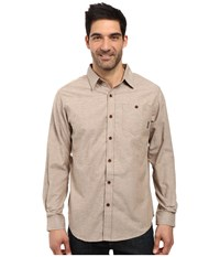 Columbia Boulder Ridge Long Sleeve Shirt Delta Men's Long Sleeve Button Up Multi