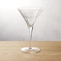 Suave Martini Glass