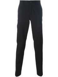 Givenchy Tailored Straight Leg Trousers Black