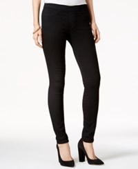 Maison Jules Black Rinse Jeggings Only At Macy's