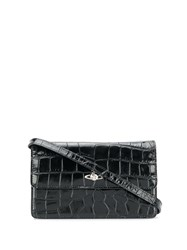 Vivienne Westwood Lisa Clutch Bag Black