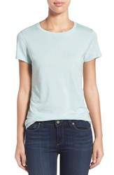 Women's Halogen Short Sleeve Crewneck Tee
