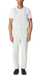 A.P.C. Florian Overalls Bleached Out