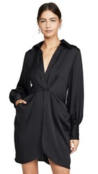 C Meo Collective No Time Dress Black
