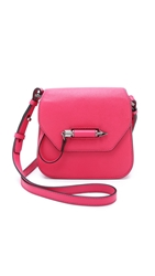 Mackage Novaki Cross Body Bag Hot Pink