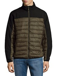 Hawke And Co Down Puffer Jacket Loden