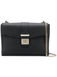 Jimmy Choo Marianne Shoulder Bag Black