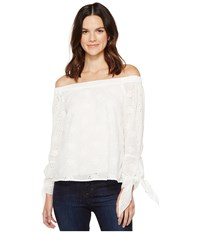 Brigitte Bailey Kalene Off The Shoulder Top Off White Women's Clothing