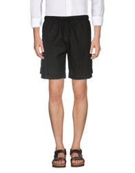 Lost And Found Bermudas Black