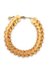 Roberto Cavalli Woman Burnished Silver Tone Bracelet Gold