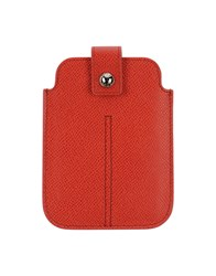 Tod's Hi Tech Accessories Red