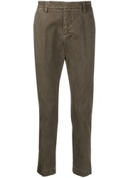 Entre Amis Textured Chino Style Trousers 60