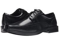 Dockers Manvel Black Polished Full Grain Men's Plain Toe Shoes