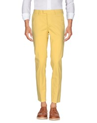 Haikure Trousers Casual Trousers Yellow