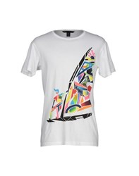 Marc By Marc Jacobs Topwear T Shirts Men White