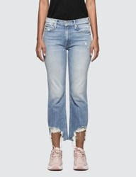 Mother Dutchie Ankle Jaws Jeans