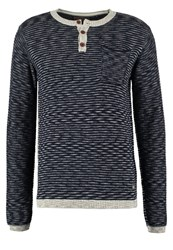 Petrol Industries Jumper Deep Capri Dark Blue