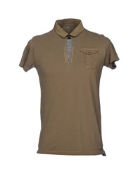 Coast Weber And Ahaus Polo Shirts Khaki