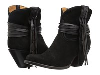 Lucchese Robyn Black Cowboy Boots