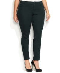 Inc International Concepts Plus Size Colored Skinny Pants